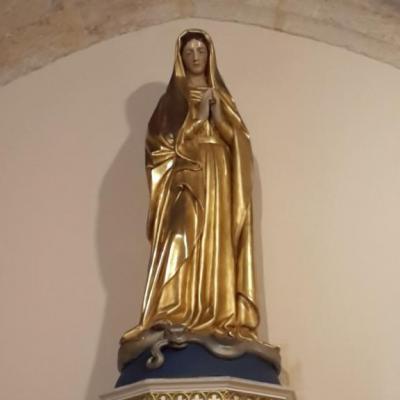 Clocher St Damien
