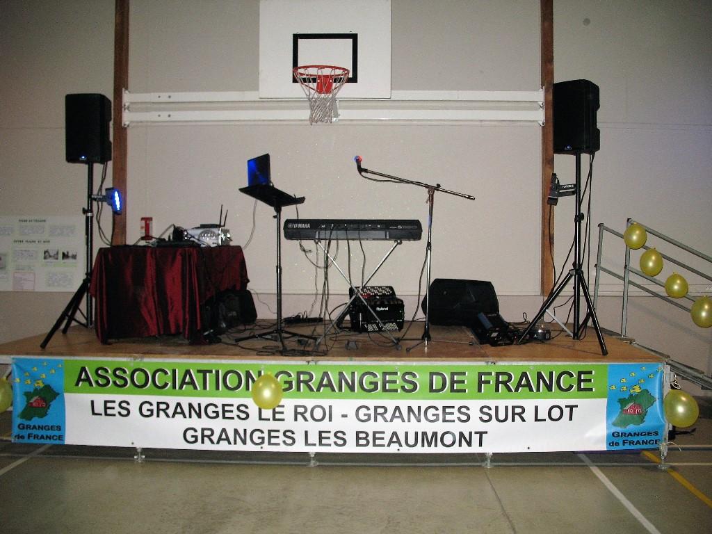 Granges de France à Les Granges le Roy 2017