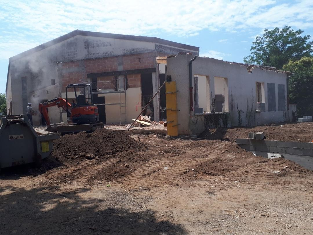Rénovation Salle Polyvalente