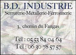 Bd industrie 1